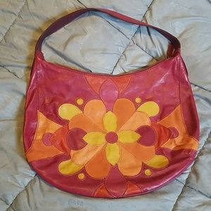 Lucky Brand Jean Large Hobo